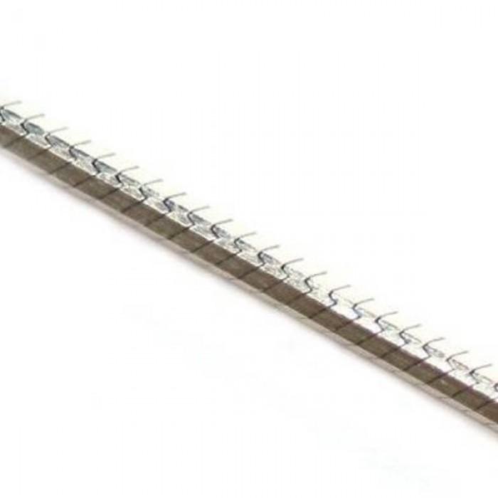 Сребърен синджир 1 мм