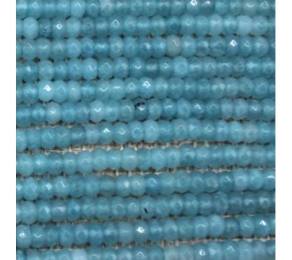фасетиран жадеит 4 мм