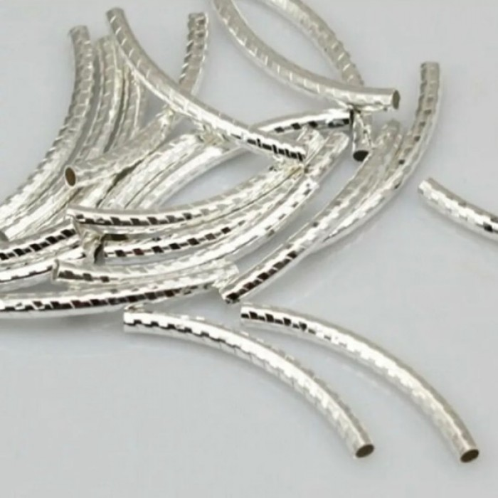 Метални тръбички за бижута
